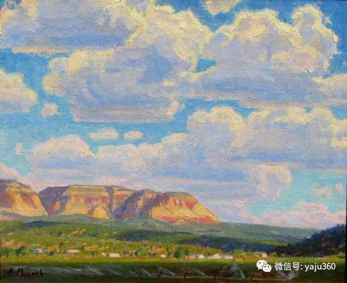 美国Charles Muench油画欣赏插图5