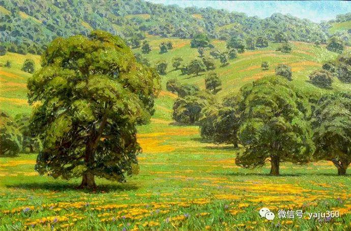 美国Charles Muench油画欣赏插图7