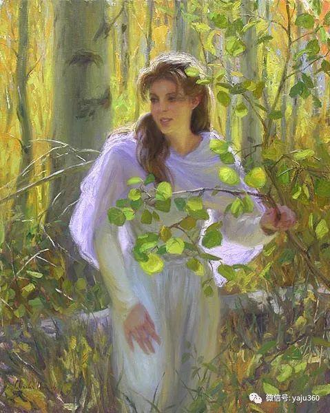 美国Charles Muench油画欣赏插图15