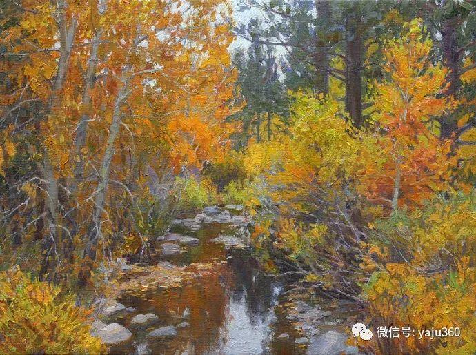 美国Charles Muench油画欣赏插图19