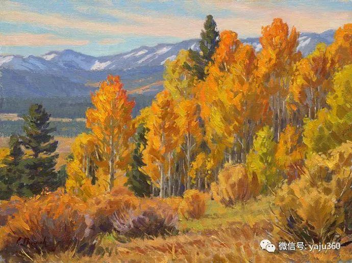 美国Charles Muench油画欣赏插图21