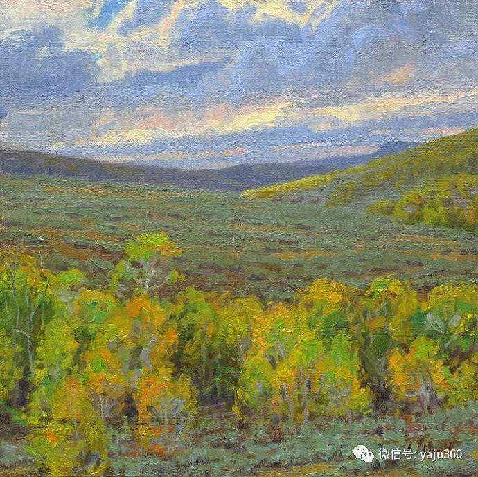 美国Charles Muench油画欣赏插图23