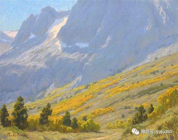 美国Charles Muench油画欣赏插图31