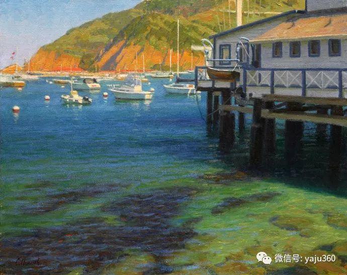 美国Charles Muench油画欣赏插图33