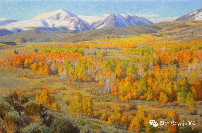美国Charles Muench油画欣赏插图37