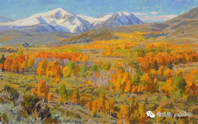 美国Charles Muench油画欣赏插图39