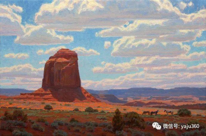 美国Charles Muench油画欣赏插图45