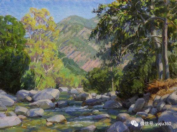 美国Charles Muench油画欣赏插图49