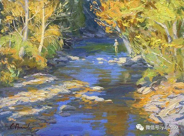 美国Charles Muench油画欣赏插图55