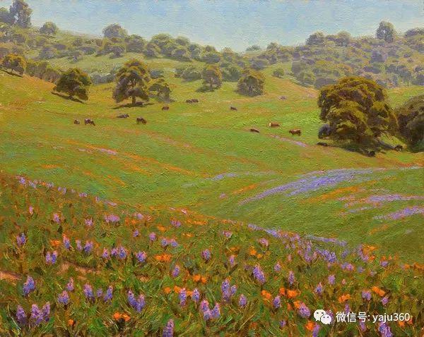 美国Charles Muench油画欣赏插图57