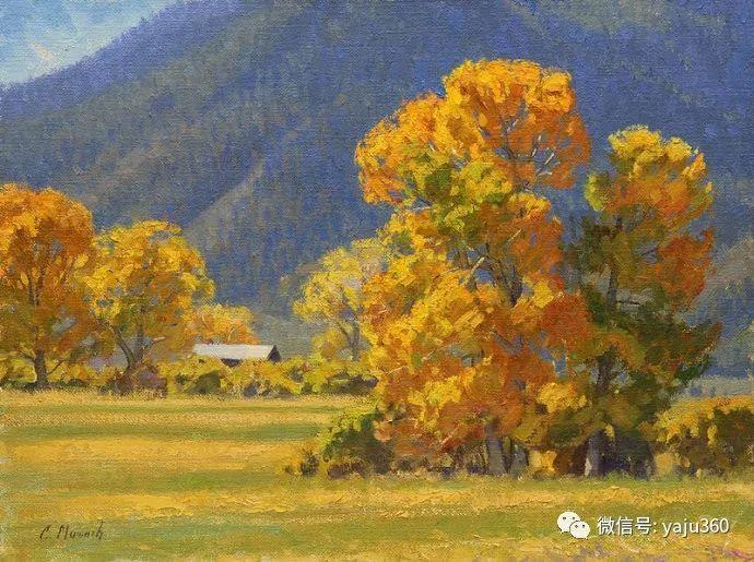 美国Charles Muench油画欣赏插图61
