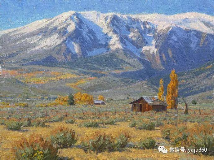 美国Charles Muench油画欣赏插图63
