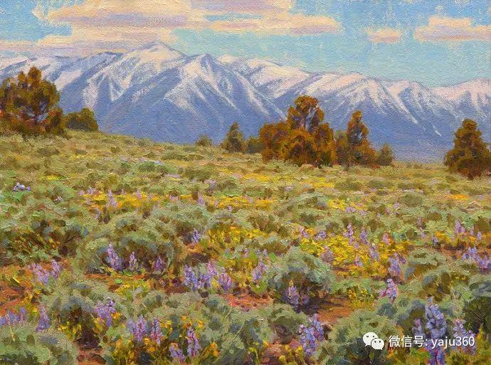 美国Charles Muench油画欣赏插图65