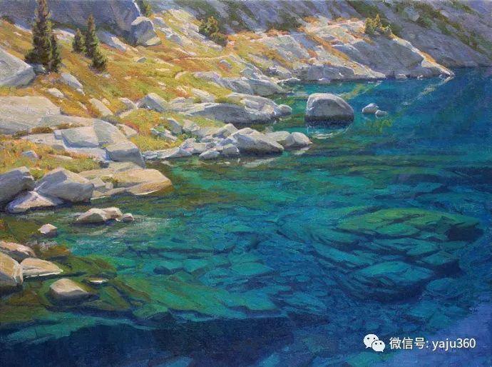 美国Charles Muench油画欣赏插图67