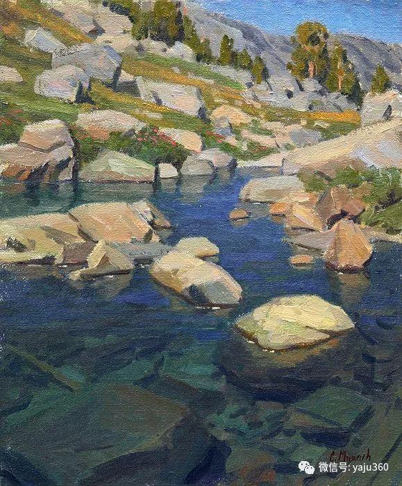 美国Charles Muench油画欣赏插图69