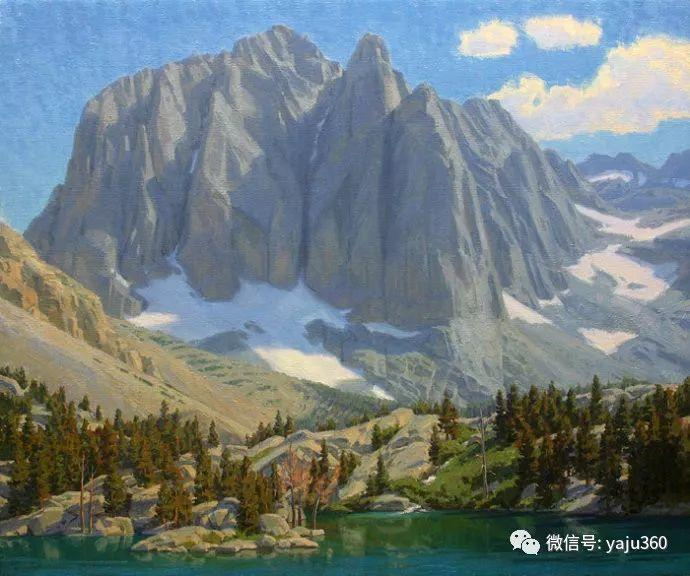 美国Charles Muench油画欣赏插图71