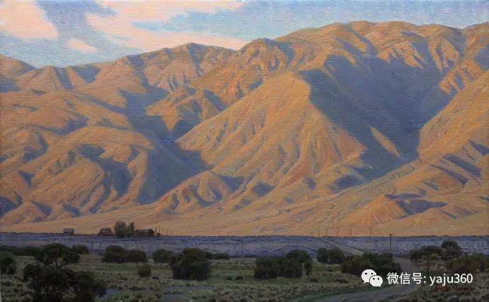 美国Charles Muench油画欣赏插图73