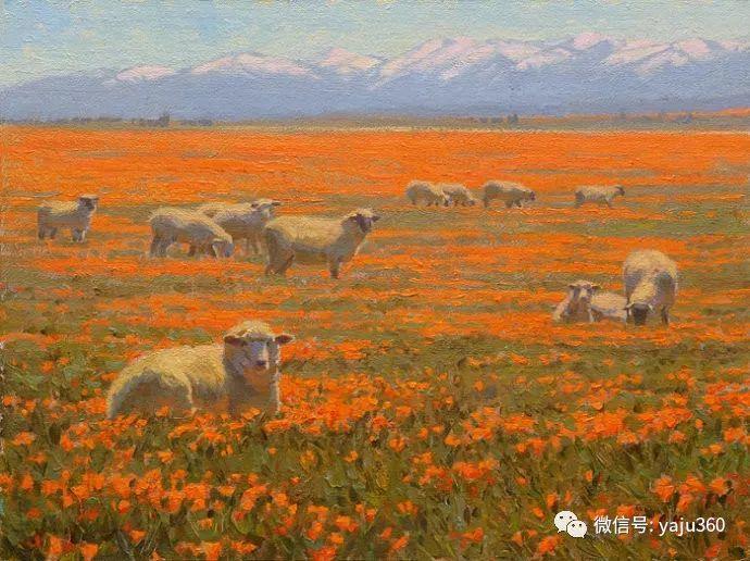 美国Charles Muench油画欣赏插图75