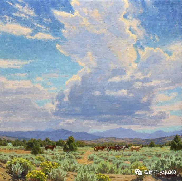 美国Charles Muench油画欣赏插图77