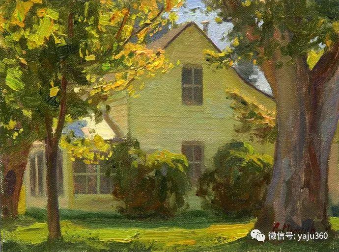 美国Charles Muench油画欣赏插图79