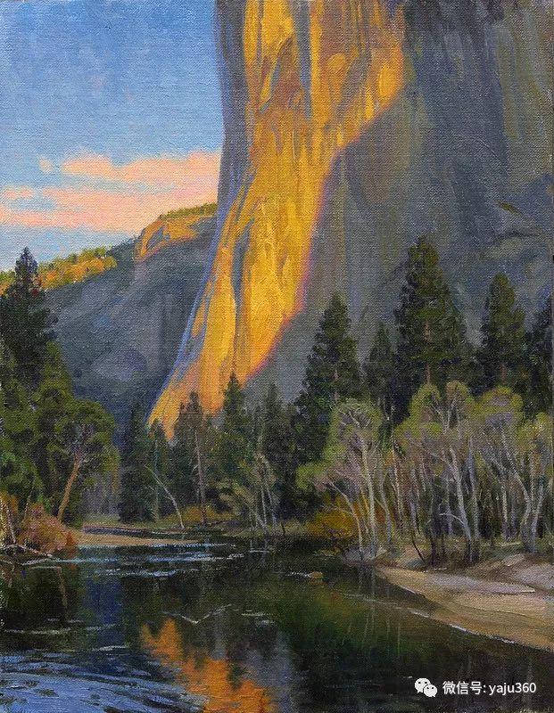 美国Charles Muench油画欣赏插图87