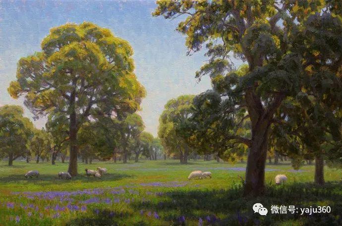 美国Charles Muench油画欣赏插图91