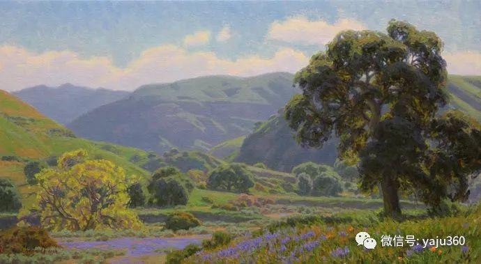 美国Charles Muench油画欣赏插图93