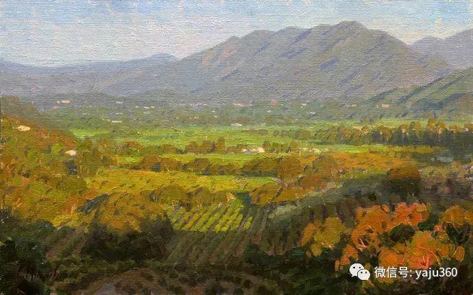 美国Charles Muench油画欣赏插图95