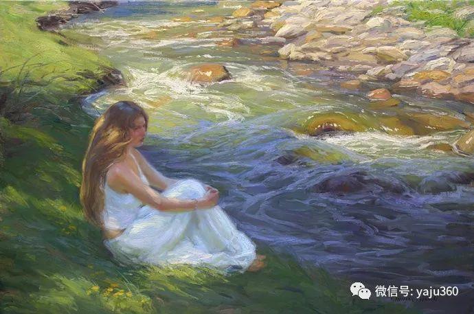 美国Charles Muench油画欣赏插图97