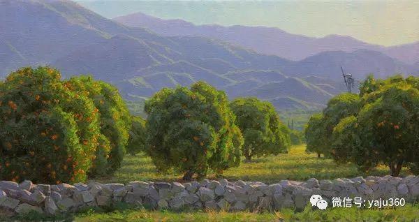 美国Charles Muench油画欣赏插图99