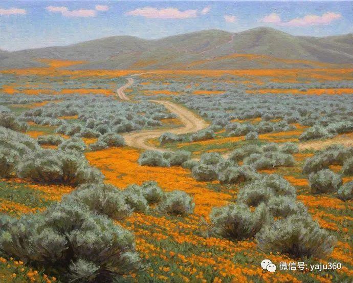 美国Charles Muench油画欣赏插图101