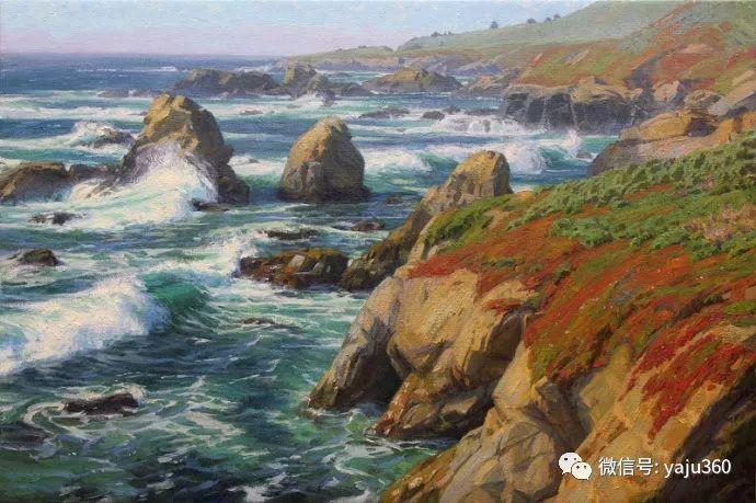 美国Charles Muench油画欣赏插图103