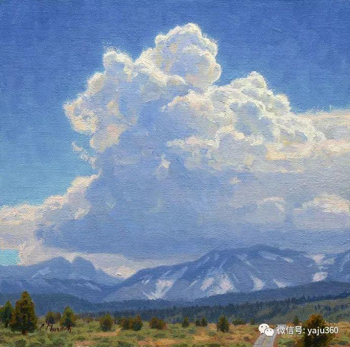 美国Charles Muench油画欣赏插图111
