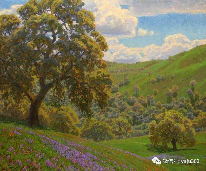 美国Charles Muench油画欣赏插图115