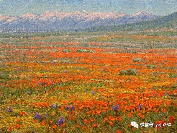 美国Charles Muench油画欣赏插图117