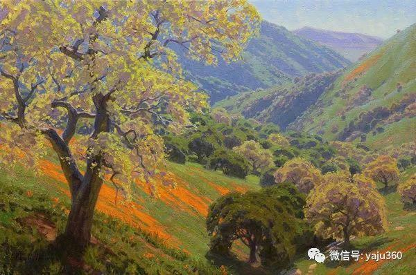 美国Charles Muench油画欣赏插图125
