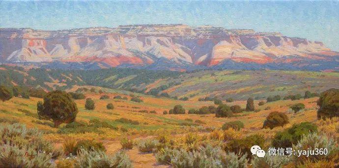 美国Charles Muench油画欣赏插图131
