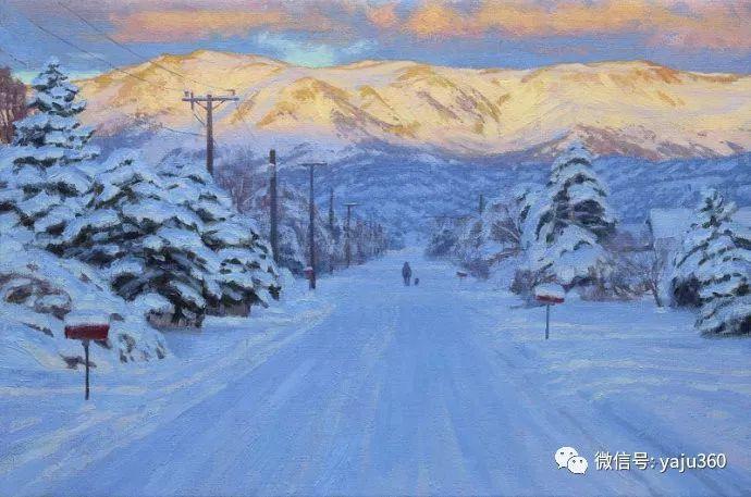 美国Charles Muench油画欣赏插图137