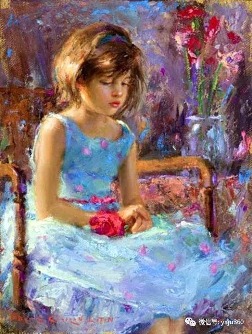 美国布莱斯·卡梅伦·利斯顿油画作品插图1