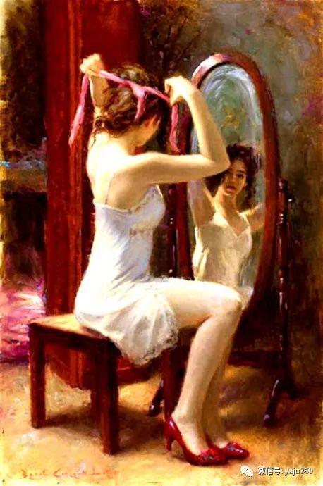 美国布莱斯·卡梅伦·利斯顿油画作品插图9