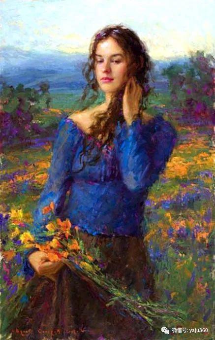 美国布莱斯·卡梅伦·利斯顿油画作品插图17
