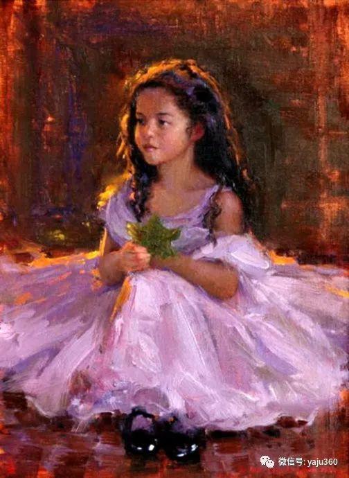 美国布莱斯·卡梅伦·利斯顿油画作品插图19