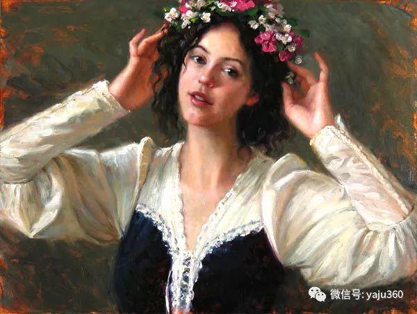 美国布莱斯·卡梅伦·利斯顿油画作品插图21