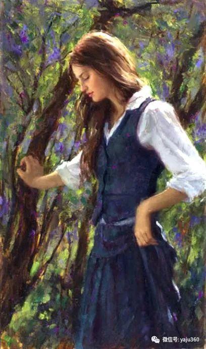 美国布莱斯·卡梅伦·利斯顿油画作品插图25