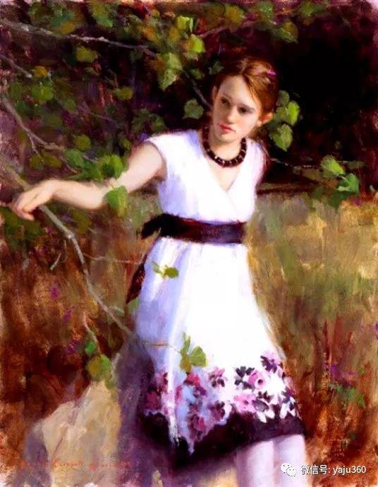 美国布莱斯·卡梅伦·利斯顿油画作品插图27