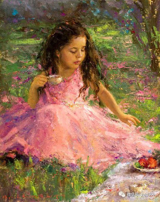 美国布莱斯·卡梅伦·利斯顿油画作品插图29