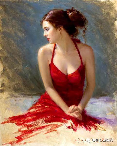 美国布莱斯·卡梅伦·利斯顿油画作品插图31