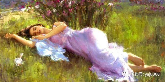 美国布莱斯·卡梅伦·利斯顿油画作品插图33