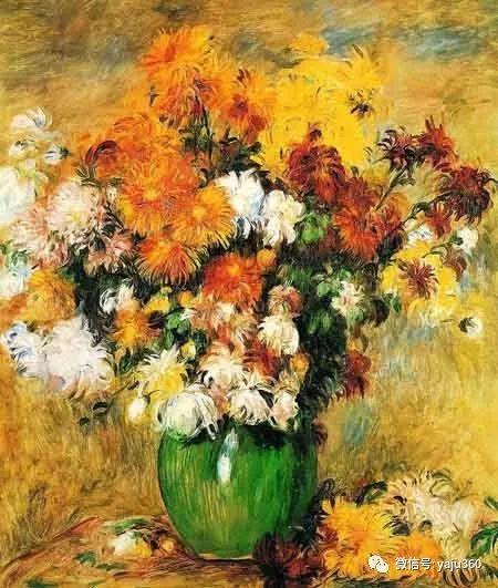 世界名画花卉欣赏插图1