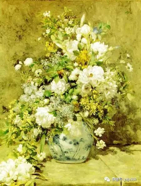 世界名画花卉欣赏插图9